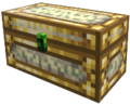 Large Scroll Chest