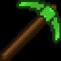 Emerald Pickaxe