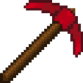 Ruby Pickaxe