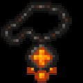 Lava Amulet