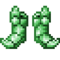 Alien Crystal Boots
