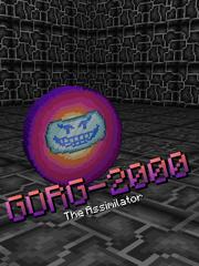 GORG's alternate splash screen