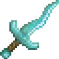 Prismarine Sword