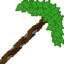 Leaf Pickaxe (Level 1).png