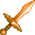 Topaz Sword