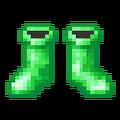 Emerald Boots