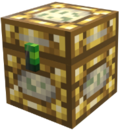 Small Scroll Chest
