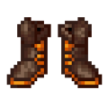 Magma Boots