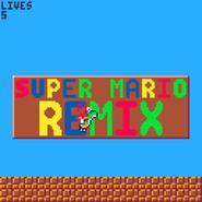 Super mario remix 0