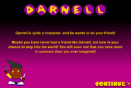 Darnell Plays With Fire
