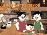 Challenge of the Senior Junior Woodchucks!