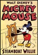Mickey Steamboat Willie2
