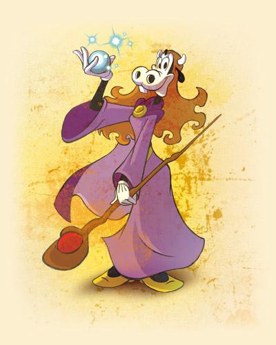 Clarabelle (Cycle des magiciens)