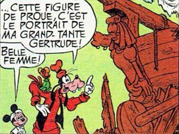 Gertrude (grand-tante de Dingo)