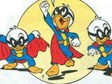 Super Ducks