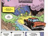 La concurrence superhéroïque