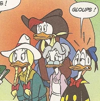 Daphné Duck