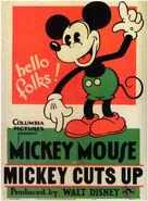 Mickey jardinier 3
