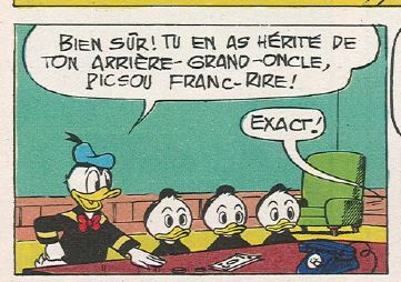 Picsou Franc-Rire