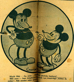 Frère de Mickey Mouse