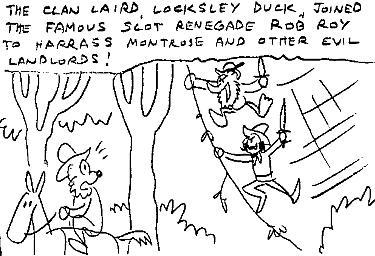 Locksley Duck