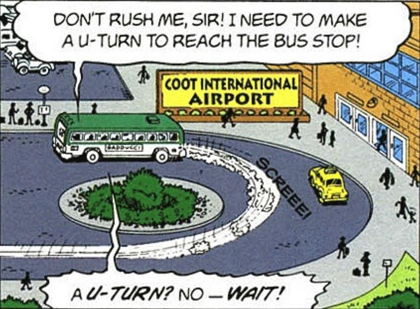 Aéroport international Écoutum de Donaldville