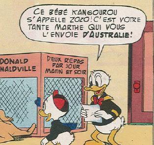 Marthe (tante de Donald Duck)