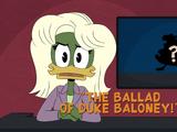 La ballade de Duke Baleineau
