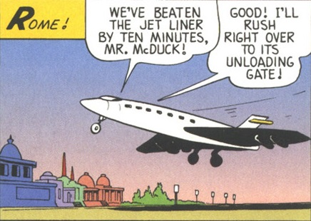 Aéroport de Rome