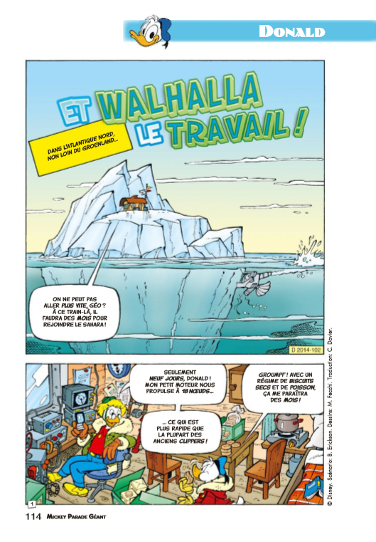 Et Walhalla le travail !