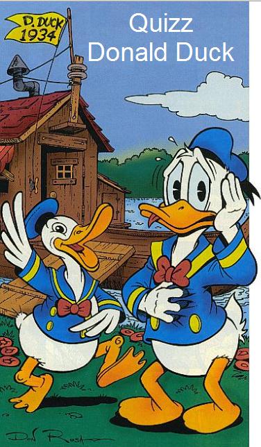 Alex43370/Quizz Donald Duck