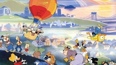 Passeggiata Disney