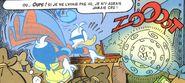 Fantomiald découvre comment Picsou a disparu