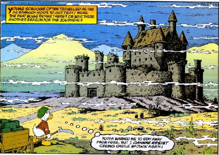Château du clan McPicsou