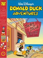 The Carl Barks Library of Donald Duck Adventures in Color n°1