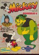 Mickey Maandblad n°1977-06