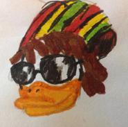 Reggae duck