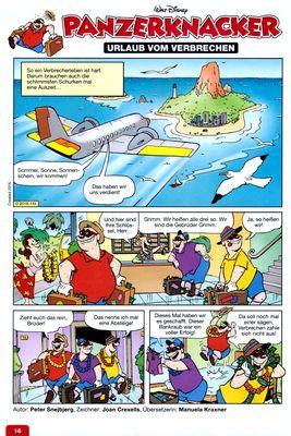 Des vacances pas volées !