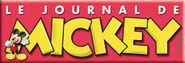 Septième logo du Journal de Mickey