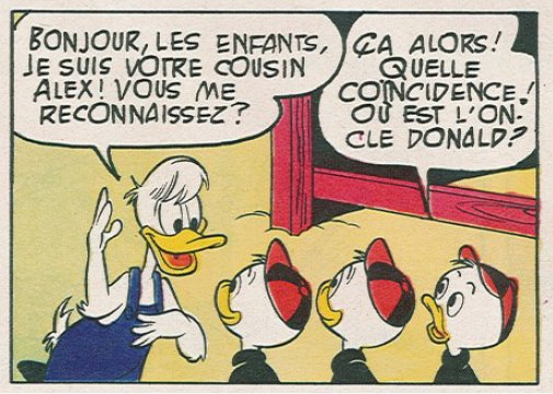 Alex (cousin de Donald Duck)