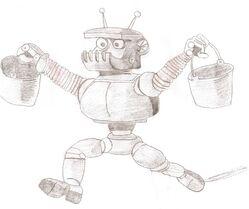 Robot Remy13127