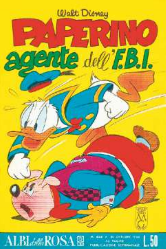Donald agent du F.B.I.