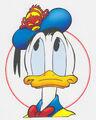 Donald dans Un problème de taille par Rota