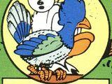 Père de Riri, Fifi et Loulou Duck