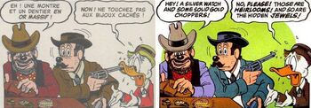 Censure Le Cow-boy des Badlands