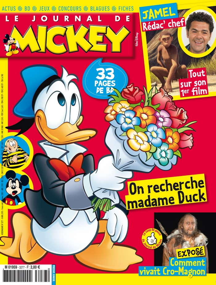 À la recherche de madame Donald