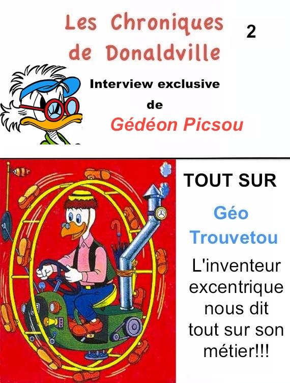 Scrooge MacDuck/Les Chroniques de Donaldville (2)