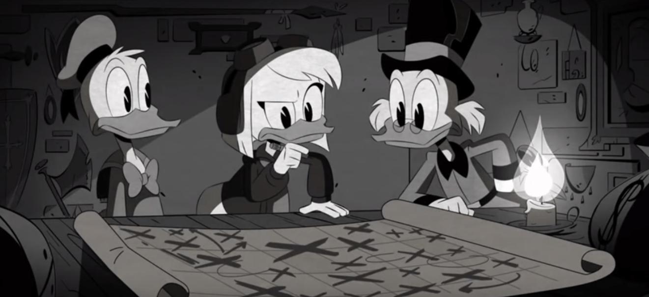 Della Duck (La Bande à Picsou, série de 2017)
