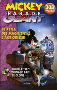 Mickey Parade Géant nº303
