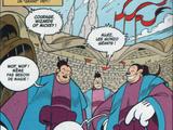 Team Gonzo géants